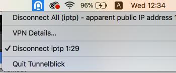 VPN Setup   IPTP Networks