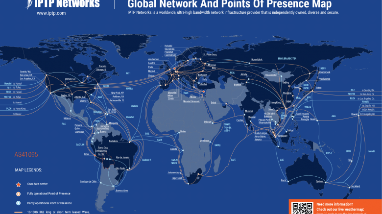 IPTP Networks — better Network, not just a bigger one!