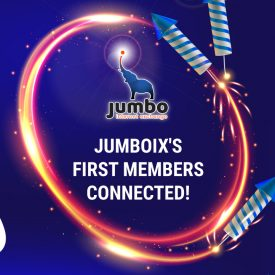 First customers to the Jumbo IX platform have been connected
